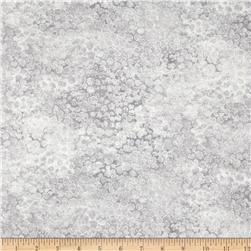 "Artisan Spirit Shimmer 108"" Wide Quilt Backing Silver"