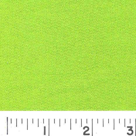 French Terry Knit Lime