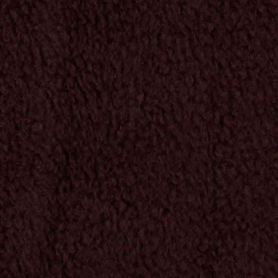 Wintry Fleece Chocolate Brown