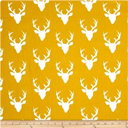 Art Gallery Hello Bear Buck Forest Mustard