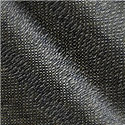 Robert Kaufman Essex Yarn Dyed Linen Blend Metallic Storm