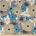 Surf N' Sand Tropicals Bright Floral Sand