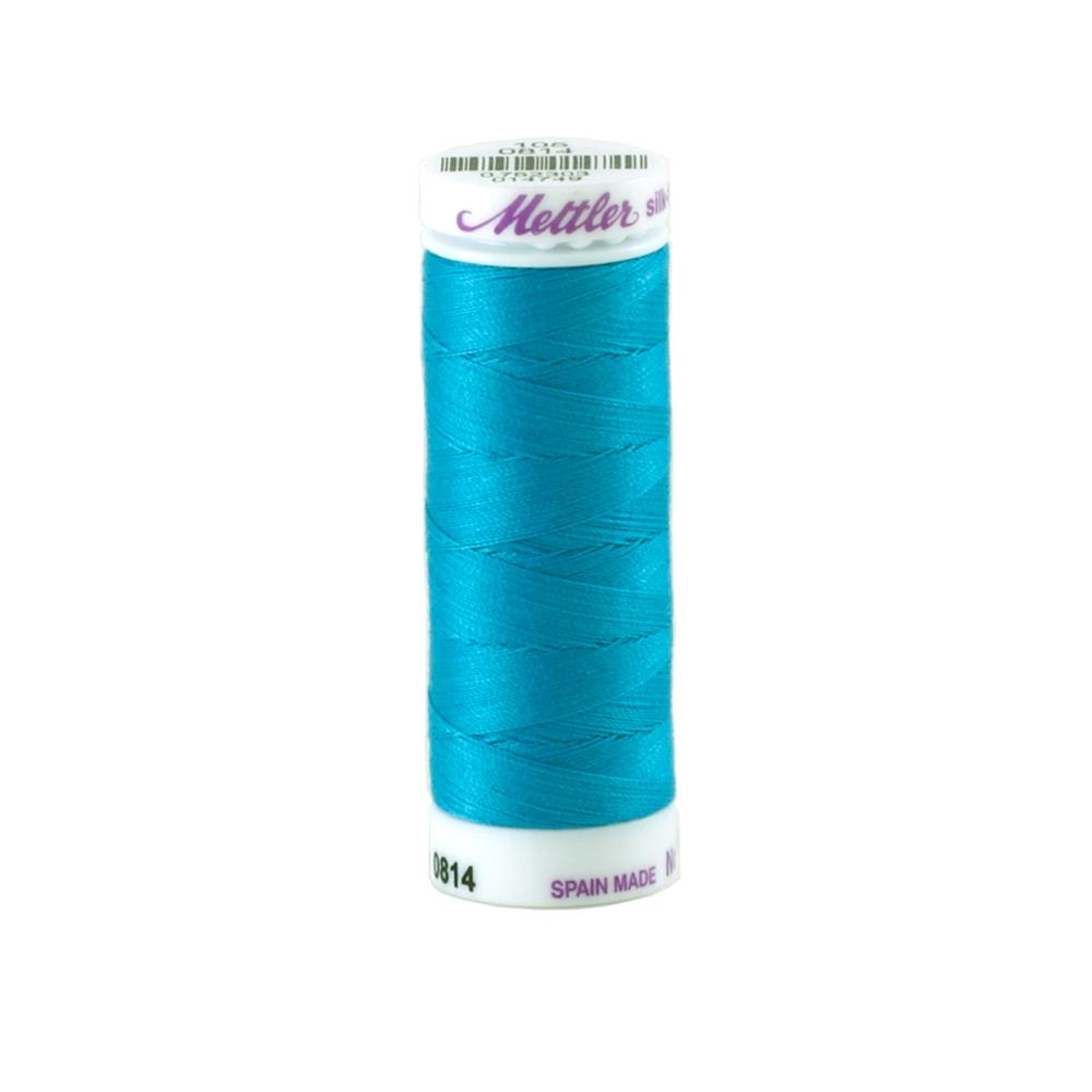 Mettler Cotton All Purpose Thread Wave Blue