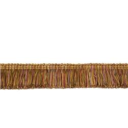 "Fabricut 2"" Luzianne Brush Fringe Sunset"