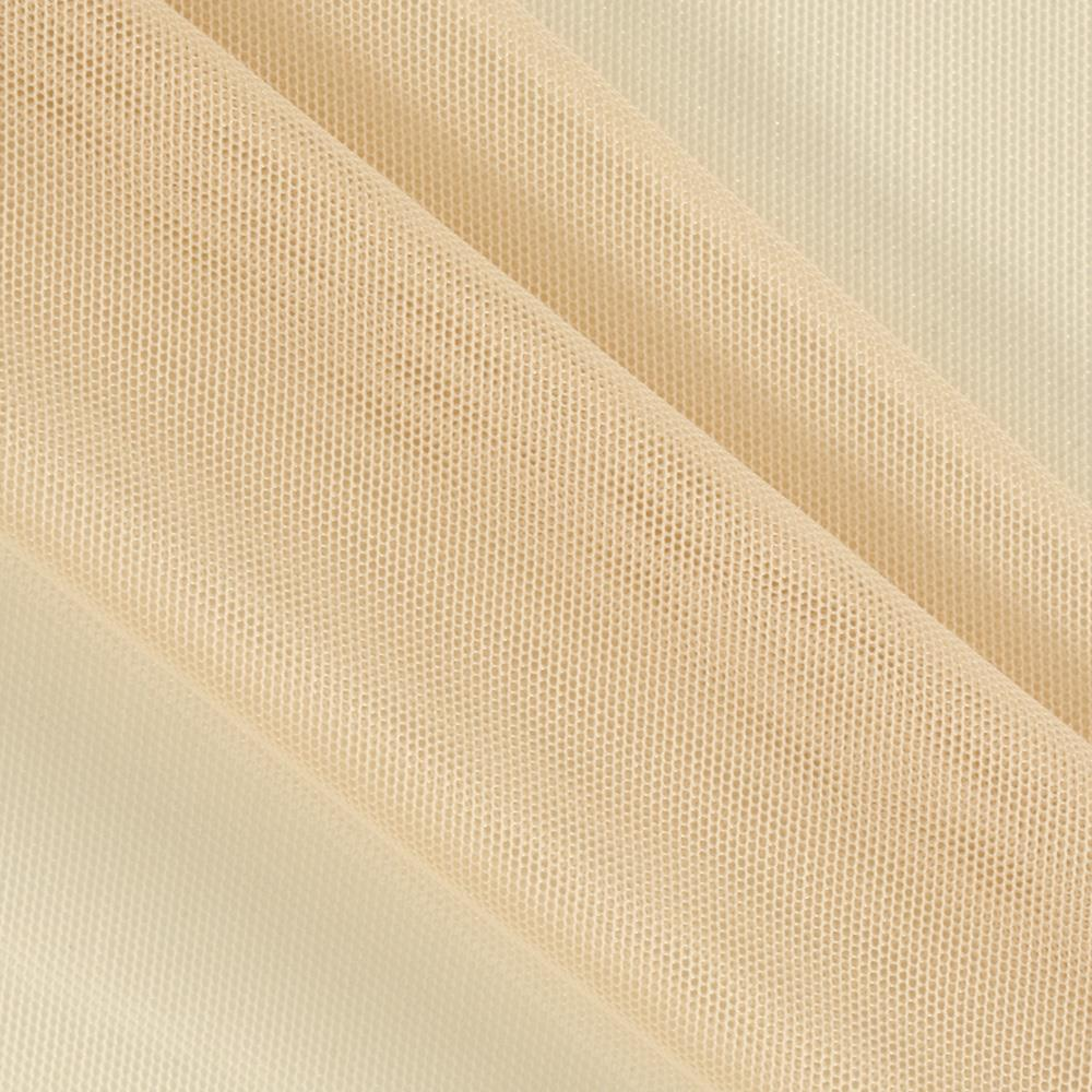 Telio Stretch Nylon Shaper Mesh Beige