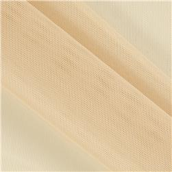 Lightweight Stretch Shaper Mesh Beige Fabric
