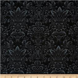 Botanica III The Scarlet Story Damask Black