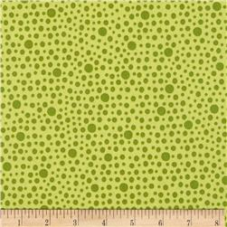 Suzy's Dollhouse Dots Grass