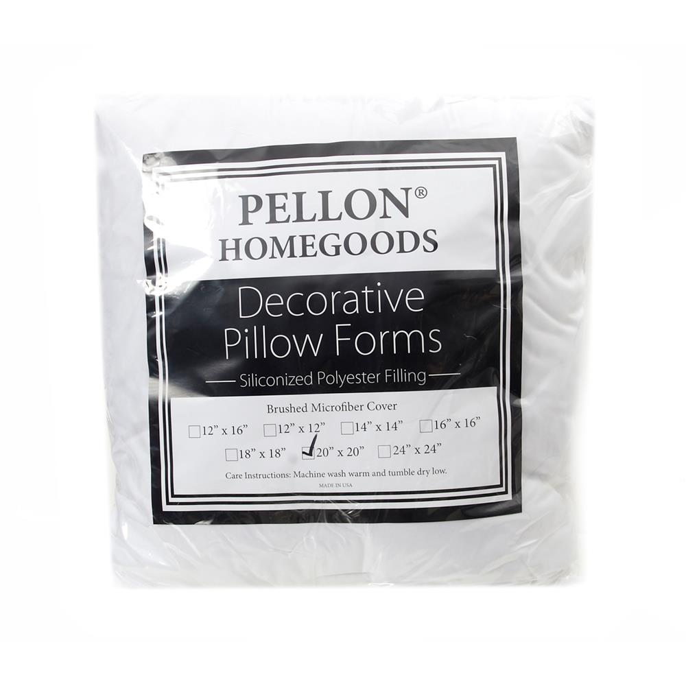 Pellon home goods pillow insert 20 x 20 discount for Cheap home goods