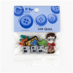Dress It Up Embellishment Buttons  Little Genius