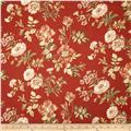 Tempo Franklin Floral Red
