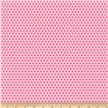 Riley Blake Girl Crazy Dots Pink