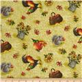 Autumn Bounty Tossed Harvest Beige