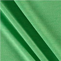 Polyester Jersey Knit Solid Bright Green