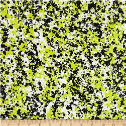 Contempo Our Town Splatter Lime
