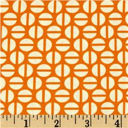 Heather Bailey True Colors Divvy Dot Orange