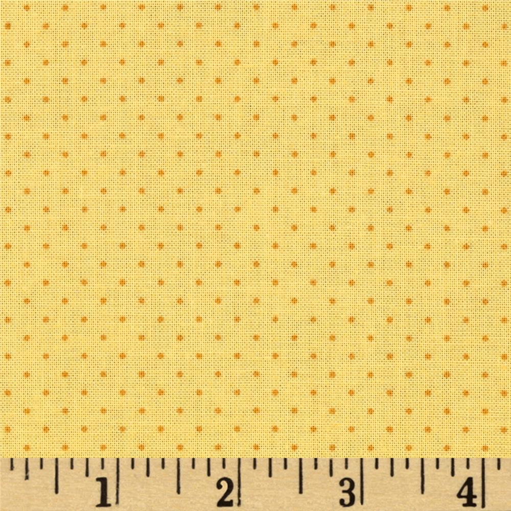 Precious Beginnings Pin Dot Yellow
