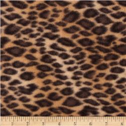 Fleece Animal Print