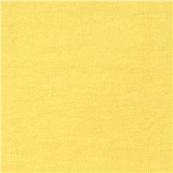 "108"" Wide Flannel Lemon"