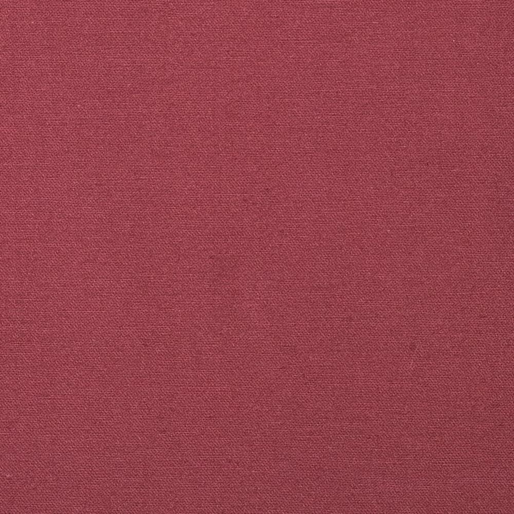 Stretch Cotton Sateen Solid Warm Cocoa