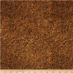Vintage Varsity Grass Texture Brown