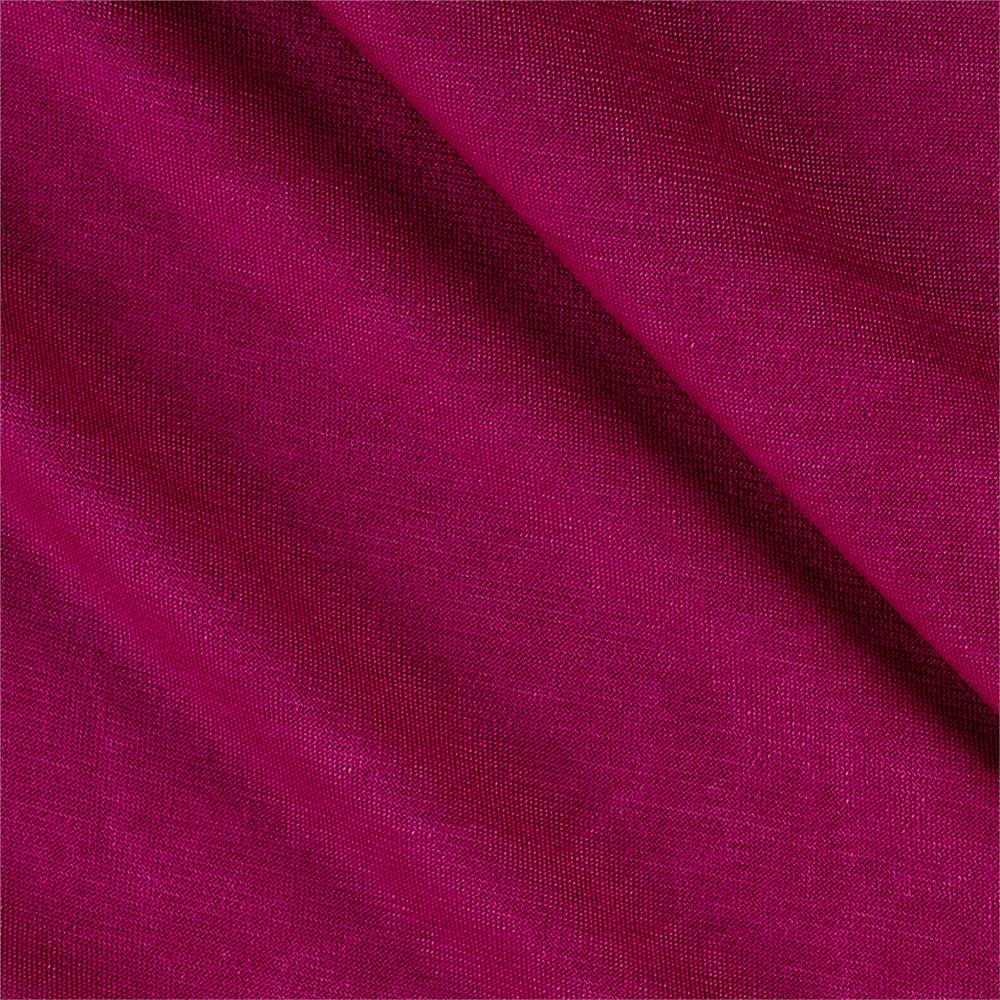 Stretch ITY Knit Solid True Magenta