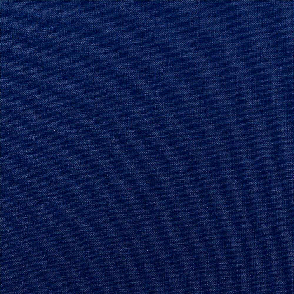 "108"" Quilt Wide Back Solid Navy"