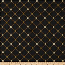 Jaclyn Smith Bassette Jacquard Licorice