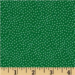 Michael Miller Garden Pindot Meadow Fabric
