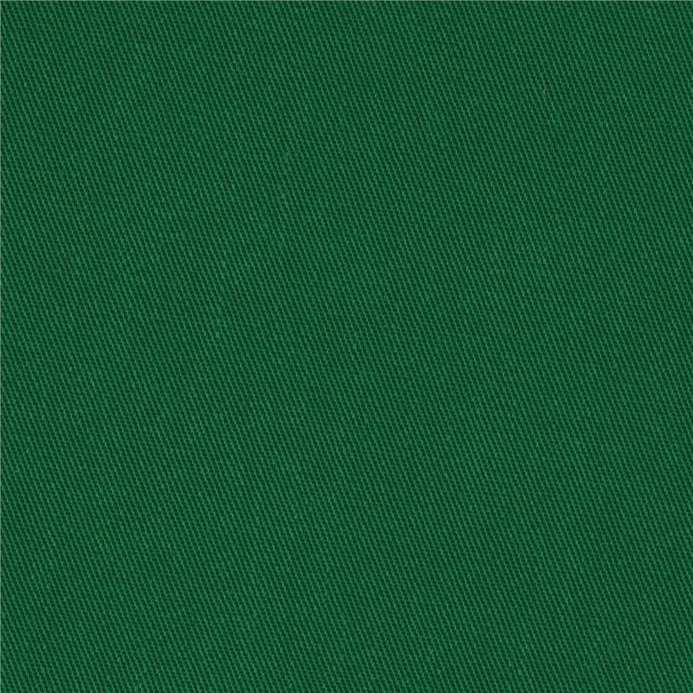 Diversitex Polyester/Cotton Twill Kelly Green