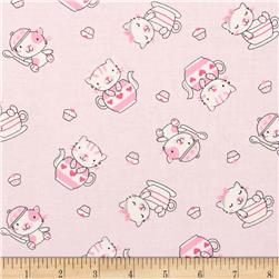 Fun & Games Teacup Kitten Pink