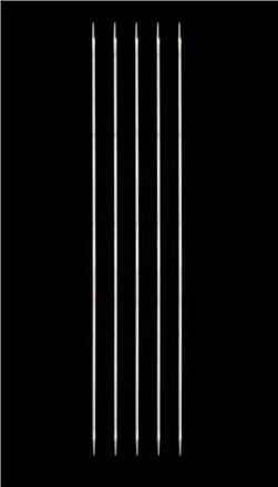 HiyaHiya Steel 8'' Double Pointed Knitting Needles US 3-0 (1.5mm)