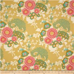 Joel Dewberry Botanique Bold Boutique Butter Fabric