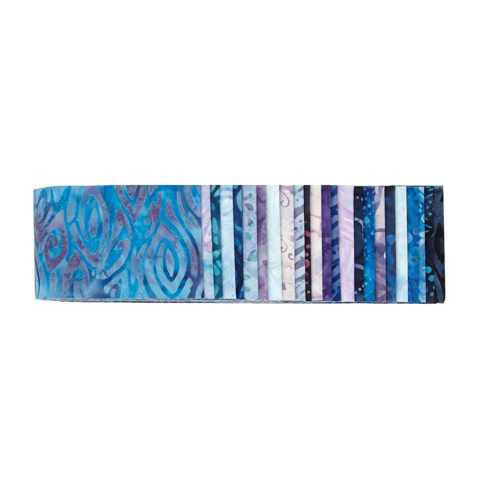Batavian Jewels Blue Crush 2.5 In. Strips