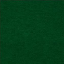 Cotton Spandex Jersey Knit Solid Shamrock Fabric
