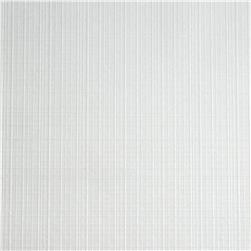 Fleece Backed Tablecloth White
