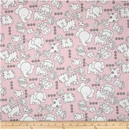 Premier Prints Mini Babies Twill Bella/Storm Fabric
