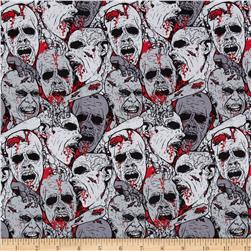 Zombies Grey/Red