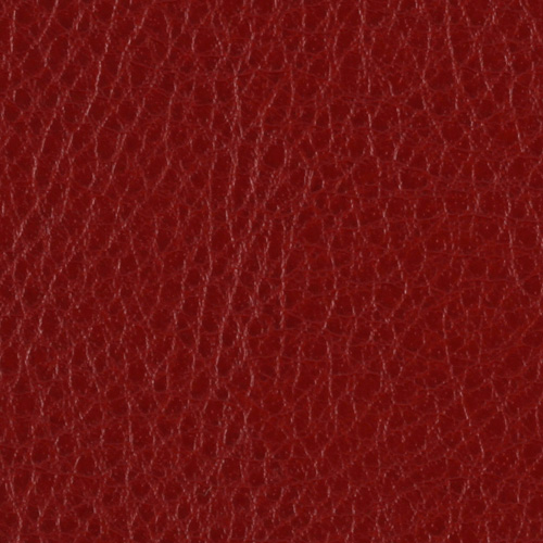 Image of Faux Leather Fabric Calf Red