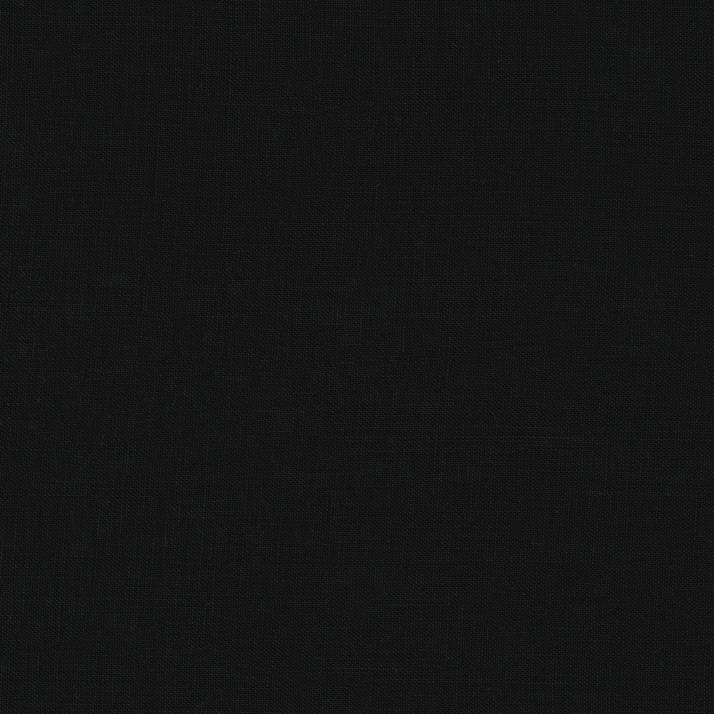 Kaufman Waterford Linen Black Fabric