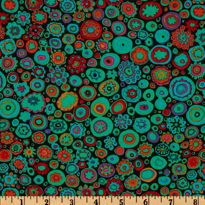 Kaffe Fassett Paperweight Jewel Fabric