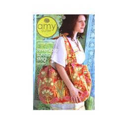 Amy Butler Reversible Sunday Sling Bag Pattern