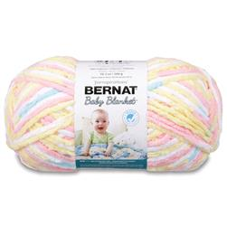 Bernat Baby Blanket  Big Ball Yarn (04616) Pitter Patter