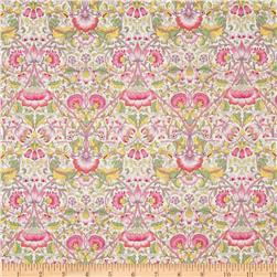 Liberty Of London Tana Lawn Lodden Light Pink/Light Green/White
