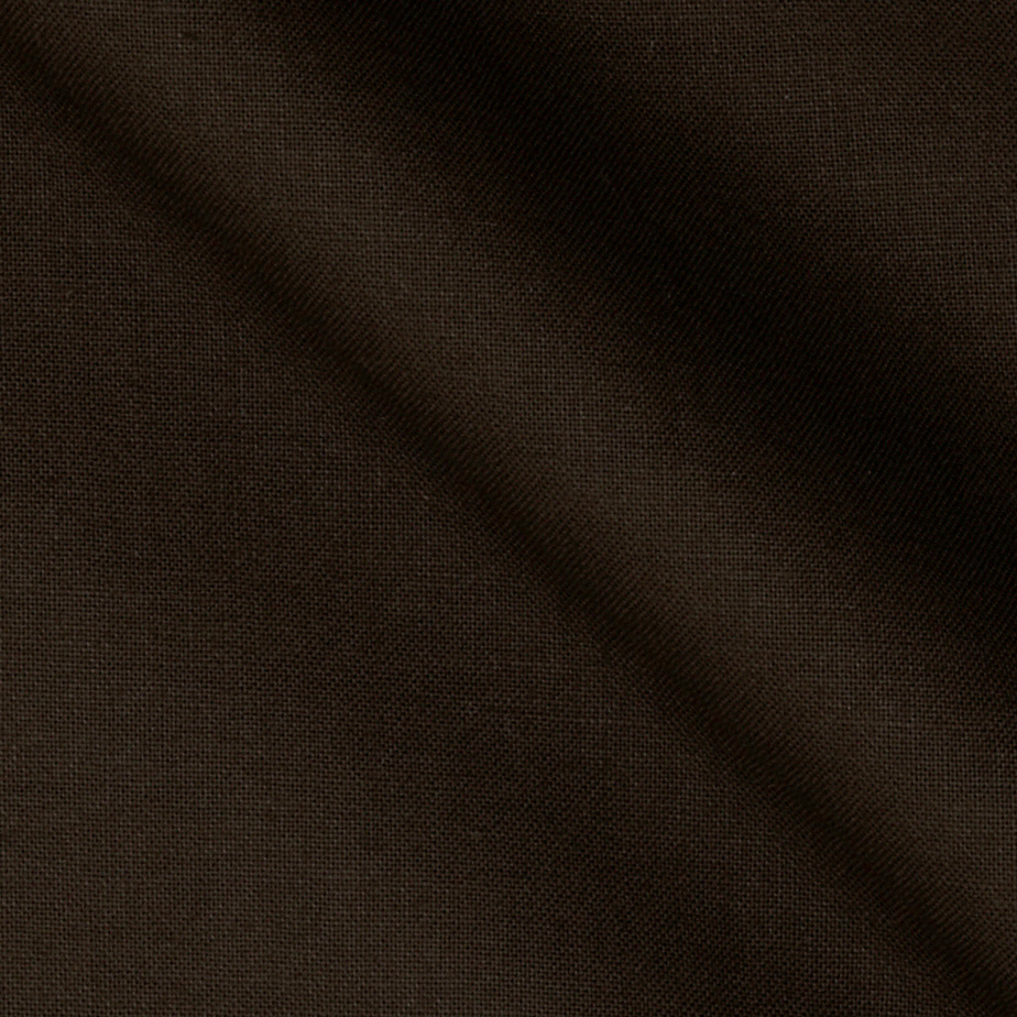 Michael Miller Cotton Couture Broadcloth Chocolate Brown Fabric