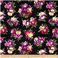 Irresistible Iris Iris Bouquets Black/Multi