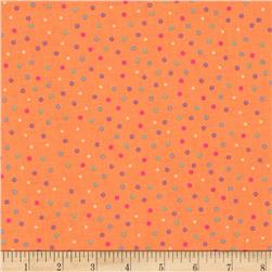 Dots Orange Multi
