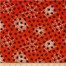 Kanvas Spooktacular Spooky Spider Orange