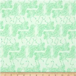 Painted Ponies Pony Toile Green