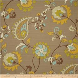 Swavelle/Mill Creek Loretto Floral Nile Fabric